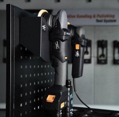 บอร์ดแขวนอุปกรณ์คาร์แคร์ แขวนเครื่องขัดสีรถ Shine Mate รุ่นพรีเมี่ยม