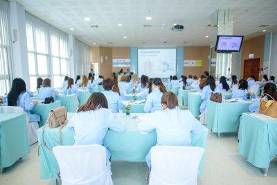 อบรมความรู้เชิงการแพทย์ สำหรับช่างสักโรงพยาบาลยันฮี