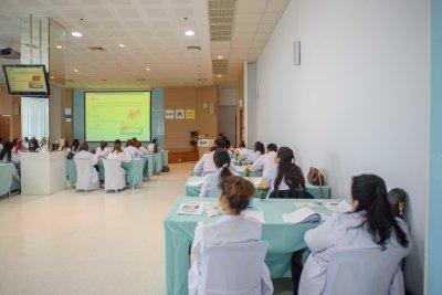 อบรมความรู้เชิงการแพทย์สำหรับช่างสักโรงพยาบาลยันฮี