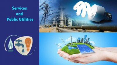 Services and Public Utilities