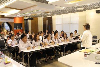 กิจกรรมปฐมนิเทศประจำปีการศึกษา 2559