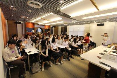 งานพบปะนักศึกษาทุนปี 2563