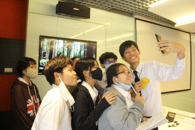 ปฐมนิเทศนักศึกษาทุนประจำปี 2563