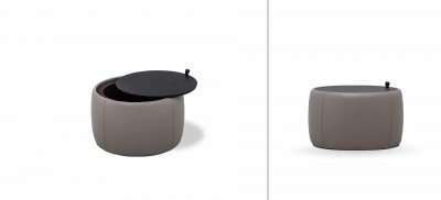 DRUM COFFEE & SIDE TABLES