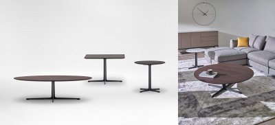 VARY COFFEE & SIDE TABLES