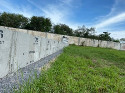 Retaining Wall CPS
