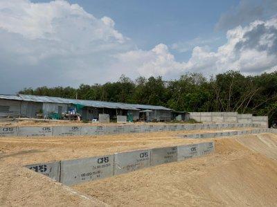โครงการหมู่บ้านปาร์คฮิลล์ จังหวัดระยอง