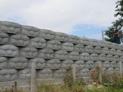 กำแพงกันดิน CPS