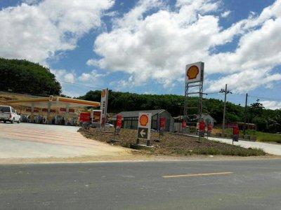 SHELL STATION KILO HOK-SIB-ED SURAT (ปั้ม Shell กิโลหกสิบเอ็ด สุราษฎร์ธานี)