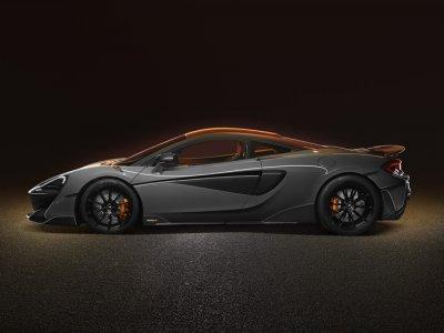 McLaren 600LT ลดน้ำหนัก ปรับความแรง