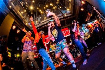 Thailand HipHop Festival 2018  รวมพลฮิปฮอปไทยยิ่งใหญ่ 9 มิ.ย.นี้
