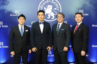 """""""แกรนด์ ไซโก"""" จัดงานหรูฉลองเปิดตัว ภายใต้การดูแลและจัดจำหน่ายอย่างเป็นทางการของบริษัท ไซโก (ประเทศไทย) พร้อมอวดโฉมคอลเลกชั่นใหม่ ในปี 2018"""