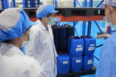 ตรวจสอบมาตรฐานการผลิตผลิตภัณฑ์
