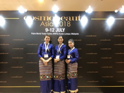 COSMO BEAUTY ASIA 2018 , MALAYSIA