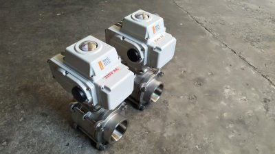 motor drive valve products