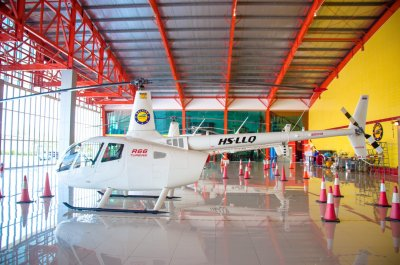 HELICOPTER BANGKOK