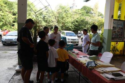 กิจกรรมค่ายรักษ์สุขภาพ วันที่ 8 - 9 สิงหาคม