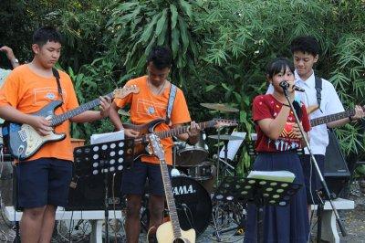 ดนตรีในสวน