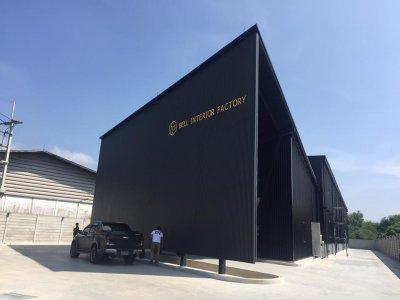 อาคารโรงงานเบลอินทีเรีย คลอง 9 ปทุมธานี