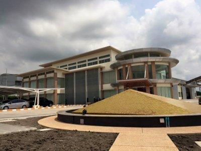 อาคารสำนักงาน-โรงงานเดลต้า ระยอง