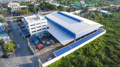 อาคารสำนักงานโรงงานชัยพูลทรัพย์ พุทธมลฑล สาย1 กทม.