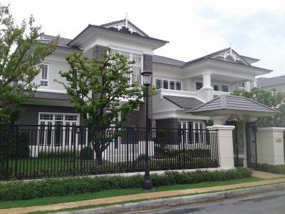 บ้านพักอาศัย ลัดดาวัล L&H ราชพฤกษ์ กทม.