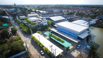 อาคารโรงงาน LPE บางใหญ่ นนทบุรี