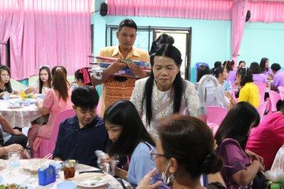 มุทิตาจิตและงานต้อนรับครูใหม่ 2563 กลุ่มโรงเรียนเฉลิมเกียรติ