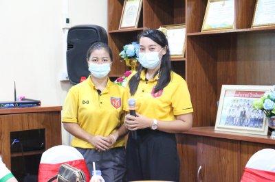 โรงเรียนบ้านหนองบัวขาว ศึกษาดูงานกิจกรรมสหกรณ์โรงเรียน