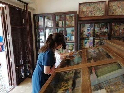 ผอ.การท่องเที่ยวและกีฬาจังหวัดราชบุรี ลงพื้นที่เก็บข้อมูล ณ ศตวรรษสยาม