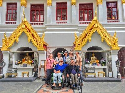 Bangkok's Old Town Tour