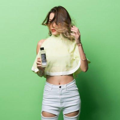Lime + Stevia