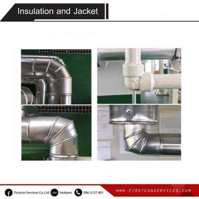 งาน Insulation and Jacketing