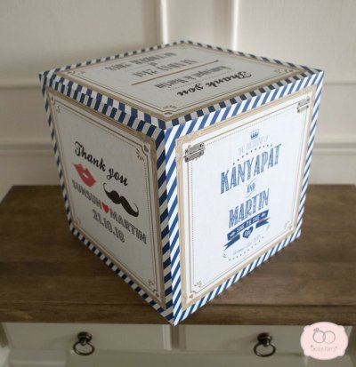 Money box (กล่องรับซอง)