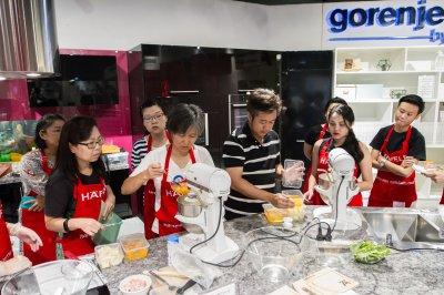 Cooking class experience by Häfele 2017 ครั้งที่ 4