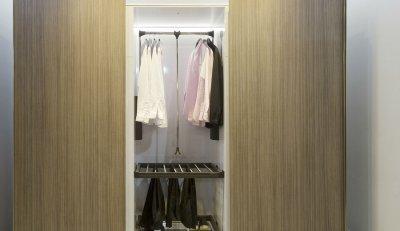 ฟังก์ชันครบของ Walk-in Closet ตอบโจทย์พื้นที่ทั้งเล็กใหญ่