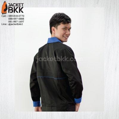 ผลงาน - งานปัก (เสื้อแจ็คเก็ต)