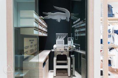 Brand's shop