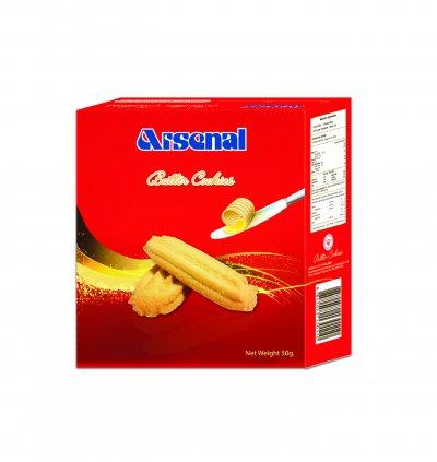 Arsenal Cookies