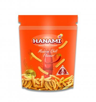 ข้าวเกรียบกุ้ง ฮานามิ