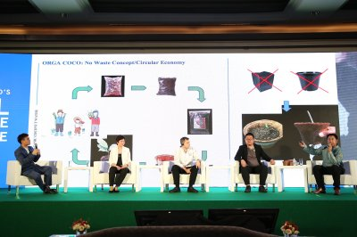 2019 Thailand's Annual Conference on Food Waste