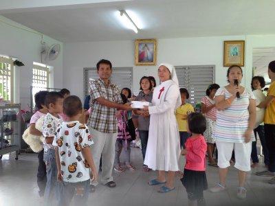 CSR ที่ศูนย์ซีนาปีส บ้านเด็กกำพร้าลอเลนโซ