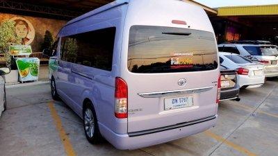 เช่ารถตู้เที่ยวทั่วไทย