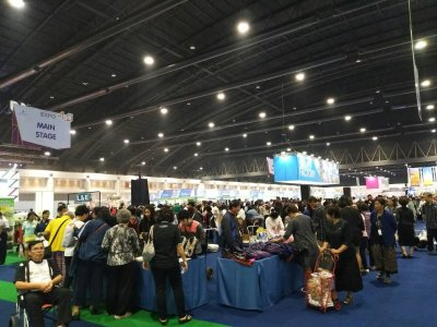 Thailand Industry Expo 2017