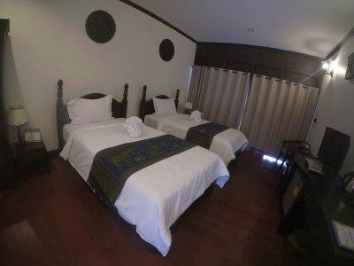 โรงแรมภูบาเจียงรุ่งเรืองกอล์ฟรีสอร์ท