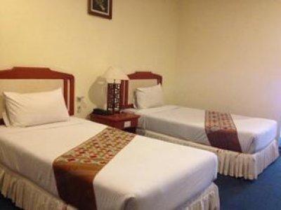 โรงแรมจำปาสักพาเลส