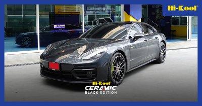 Porsche Panamera 4 ติดตั้ง CB20 | CB05