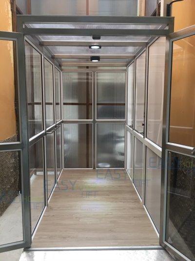 ลิฟท์บ้านเต็มตัว