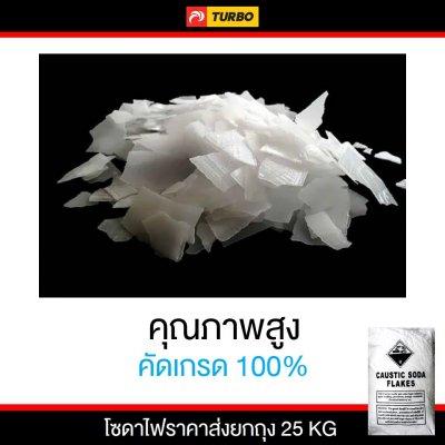 ภาพโฆษณาโซดาไฟราคาส่ง