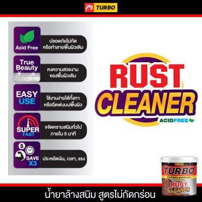 ภาพโฆษณาน้ำยาล้างสนิม